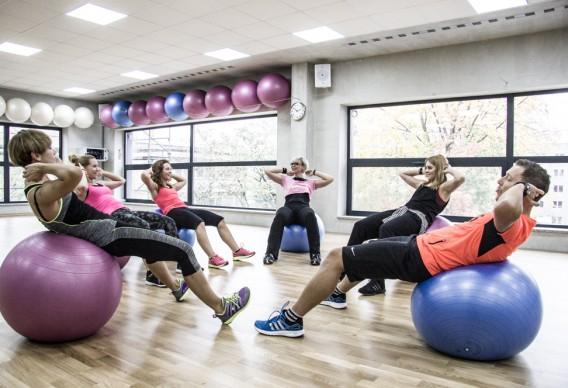 Body Ball + Wzmocnienia