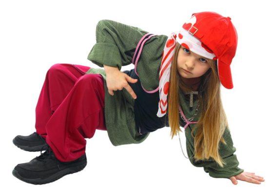 Hip Hop Grupa ZigZag  4-6 lat