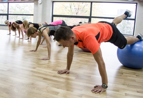 Body Ball Stability